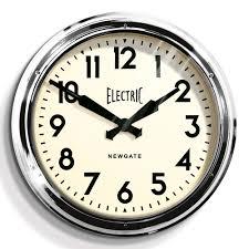 Giant Clocks by Buy Newgate Clocks The Large Electric Wall Clock Amara