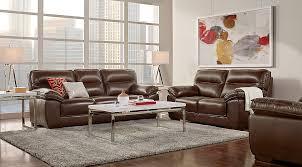 Living Room Leather Furniture Leather Living Room Sets Furniture Suites