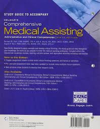 delmar u0027s comprehensive medical assisting administrative and