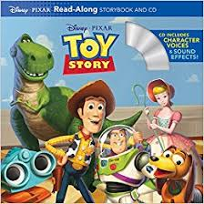 toy story storybook cd disney book group