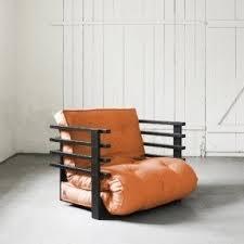 orange futons foter