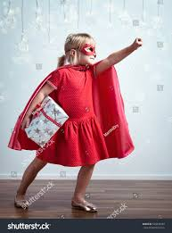 super gifts super kids special delivery stock photo 524842993
