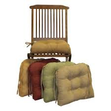 Microsuede Dining Chairs Microfiber Dining Chair Cushions Hayneedle