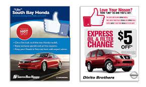 lexus monterey service coupons auto industry print ads jim oliver designer