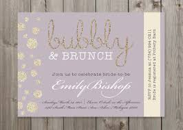 brunch bridal shower invitations chagne brunch bridal shower invitations dhavalthakur