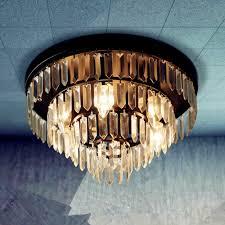 crystal pendant lights kitchen brown crystal chandelier promotion shop for promotional brown