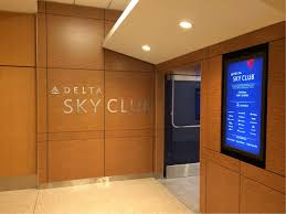 Atlanta Airport Terminal Map Delta by The Ultimate Guide To Delta Sky Club Loungebuddy
