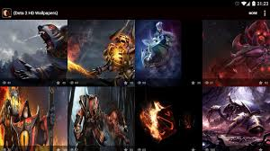 60 wallpaper hd android clash dota 2 hd wallpapers 1mobile com