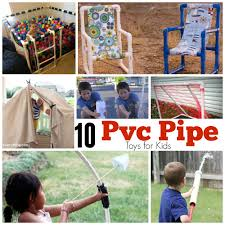 10 pvc pipe toys for kids skip to my lou