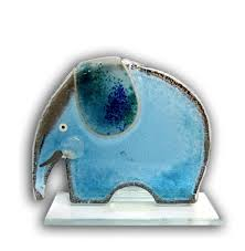 459 best glass animals images on fused glass ornaments