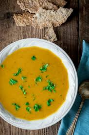 clean eating curry butternut squash soup healthy seasonal recipes