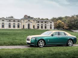 the rolls take a second look at the rolls royce ghost golf edition