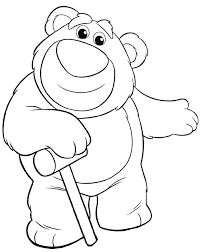 coloring pages woody toy story alltoys