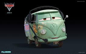 volkswagen bus iphone wallpaper fillmore the hippy car from disney u0027s cars 2 hd desktop wallpaper