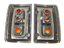 nissan patrol y60 canada nissan patrol gr y60 1987 1997 rear tail signal lights lamp set