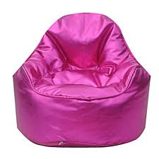 Pink Leather Chair by Decorating Comfortable Pink Bean Bag Chair For Inspiring Unique