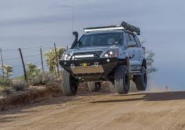 land cruiser off road icon suspension being tested on a land cruiser low range off