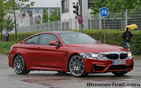 2018 m4 lci spied bmw news at bimmerfest com
