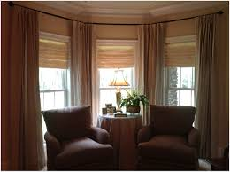 Curtains For Windows Decoration Modern Bay Window Curtains Decorating Best Ideas About