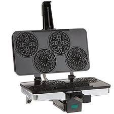 BLUE WAFFLE MAKER Machine Animal Shape Pancake Scone Machine