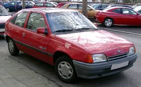 1991 Opel Astra 1 4i Station Wagon Related Infomation