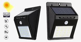 led solar security light led solar powered motion sensor security light 2 pack led solar