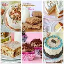20 plus recipes using cake mix confessions of a cookbook queen