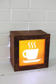 Kitchen Light Box by Light Up Sign Diy Just For Fun Maybe A Pic Of A Horse For