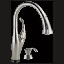 Moen Solidad Kitchen Faucet 9192t Sssd Dst Single Handle Pull Kitchen Faucet With