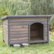 delightful log cabin dog house plans ideas u0026 tips