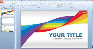 how to make a template in powerpoint 2010 3d timeline template for