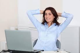 position au bureau mal au dos au bureau adoptez la position confort top santé