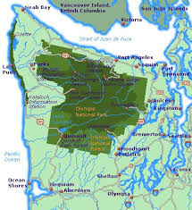 springs washington map best 25 olympic national park map ideas on olympic
