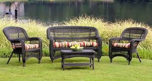 Where To Buy Patio Furniture Cheap by 100 Dark Brown Wicker Patio Furniture Leann Outdoor 3 Piece