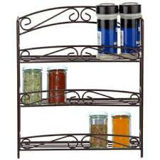 Best Spice Rack With Spices Spice Racks Shop The Best Kitchen Storage Deals For Nov 2017