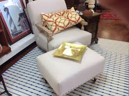 furniture bedroom chair with deep seat using wooden leg plus