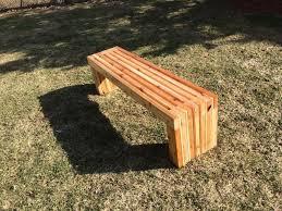 outdoor u0026 garden astounding custom diy patio bench using