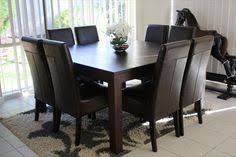 square dining table set for 8 square dining table for 8 malaysia furniture pinterest square