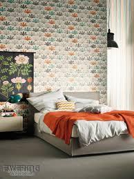 Schlafzimmer Kalte Farben 3d Tapete Für Eine Tolle Wohnung Archzine Net Moderne Tapeten