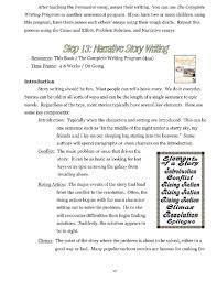 writing action plan