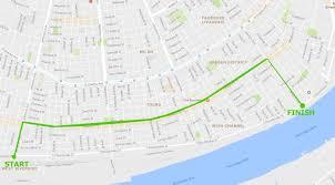 Map Of New Orleans La by Maps Irish Channel St Patrick U0027s Day Club