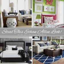 ethan allen home interiors these ethan allen looks using stencils stencil stories