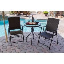 Target Patio Covers by 3 Piece Bistro Patio Set Target 88