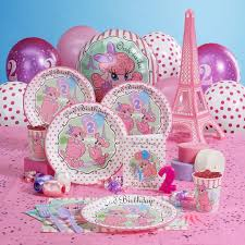 girl party themes birthday party decoration
