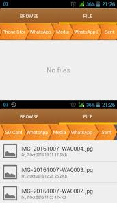 all apps show that data is in internal storage but i can