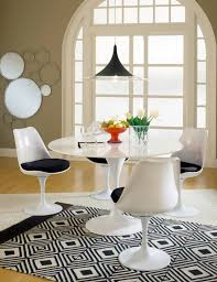 Tulip Chair Dining Chair Tulip Black Cityliving Design