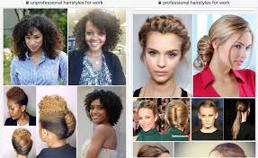 why google u0027s images of professional vs unprofessional styles aren