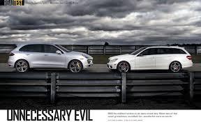 Bmw M3 Wagon - mercedes benz e63 amg wagon vs porsche cayenne turbo bmw m3