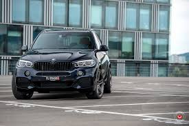 custom black bmw black bmw x5 customized with intimidating look in mind u2014 carid com