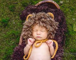 Baby Lion Costume Baby Lion Etsy
